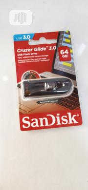 Sandisk 64GB Cruzer Glide 3.0 USB Flash Drive | Computer Accessories  for sale in Lagos State, Ikeja