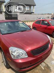 Kia Spectra 2.0 EX 2008 Red | Cars for sale in Lagos State, Magodo