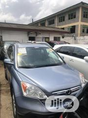 Honda CR-V 2009 EX-L 4WD Automatic Blue | Cars for sale in Lagos State, Ikeja