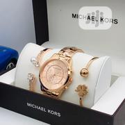 Michael Kors Watch and Bracelets | Jewelry for sale in Lagos State, Surulere
