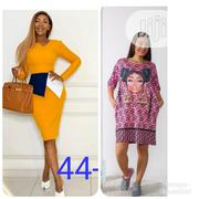 New Arrival Corporate and Fitted Short Dress | Clothing for sale in Lagos State, Ikeja