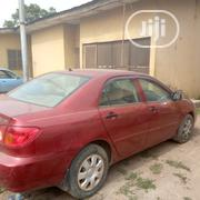 Toyota Corolla 2004 Sedan Automatic Red | Cars for sale in Lagos State, Ojodu