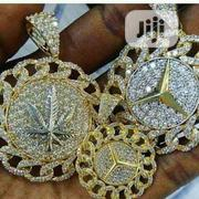 Pure Gold 18karat Pendants Is Available With Affordable Price   Jewelry for sale in Lagos State, Yaba