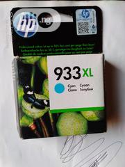 Original Hp Quality Ink 933XL Cyan | Accessories & Supplies for Electronics for sale in Lagos State, Yaba