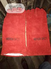 Welding Handglove. | Safety Equipment for sale in Lagos State, Orile