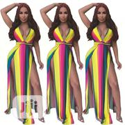 Maxi Slit Long Dress | Clothing for sale in Rivers State, Port-Harcourt