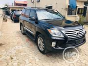 Lexus LX 570 2013 Base Black | Cars for sale in Lagos State, Ajah