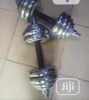30kg Dumbells   Sports Equipment for sale in Lagos State, Isolo