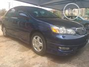 Toyota Corolla 2007 S Blue | Cars for sale in Rivers State, Port-Harcourt