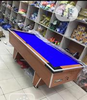 8ft Localy Made Snooker Pool Table | Sports Equipment for sale in Abuja (FCT) State, Central Business District