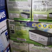 Soelix Inverter Battery 200ah | Electrical Equipment for sale in Lagos State, Ojo