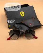 Rayban Ferrari Sunglass for Men's | Clothing Accessories for sale in Lagos State, Lagos Island