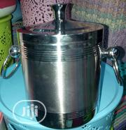 Stainless Steel Ice Bucket With Cover   Kitchen & Dining for sale in Lagos State, Lagos Island
