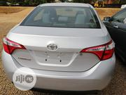 Toyota Corolla 2014 Silver | Cars for sale in Abuja (FCT) State, Central Business District