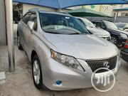 Lexus RX 2010 350 Silver | Cars for sale in Lagos State, Amuwo-Odofin