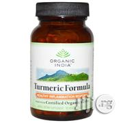Organic India-turmeric Formula Healthy Inflammation Response - 90 Vegg | Vitamins & Supplements for sale in Lagos State, Ikeja