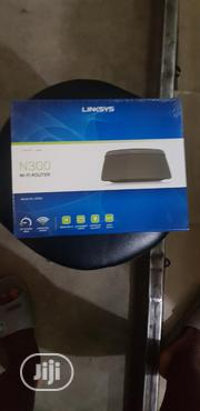 Linksys N300 Wifi Router E900 | Networking Products for sale in Lagos State, Ikeja