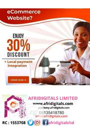 Ecommerce Website | Computer & IT Services for sale in Lagos State, Ojodu