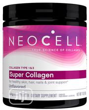 Neocell Super Collagen Powder Supplement 7oz | Vitamins & Supplements for sale in Lagos State, Ikeja