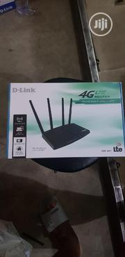D-link 4G LTE Sim Router DWR-M921 | Networking Products for sale in Lagos State, Ikeja