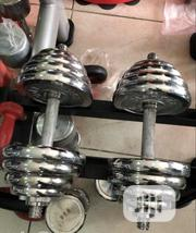 30kg Dumbells   Sports Equipment for sale in Lagos State, Badagry