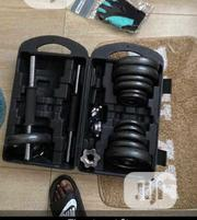 30kg Dumbells | Sports Equipment for sale in Lagos State, Gbagada