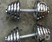 30kg Dumbells | Sports Equipment for sale in Lagos State, Ikoyi