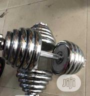 35kg Dumbells | Sports Equipment for sale in Lagos State, Mushin
