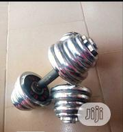 35kg Dumbells   Sports Equipment for sale in Lagos State, Oshodi-Isolo