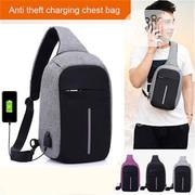 High Quality Fashion Waterproof Backpack With USB Port And Earpiece | Bags for sale in Kwara State, Ilorin East