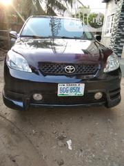 Toyota Matrix 2004 Black | Cars for sale in Rivers State, Obio-Akpor