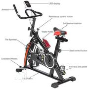 Commercial Spinning Bike With Monitor Display | Sports Equipment for sale in Lagos State, Surulere