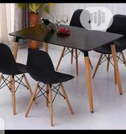 This Is Brand New Quality Four Seaters Dining Table It Is Very Strong | Furniture for sale in Rivers State, Port-Harcourt