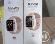 Coteetd Silicone Watch Band 42mm/44mm Strap   Smart Watches & Trackers for sale in Lagos State, Ikeja