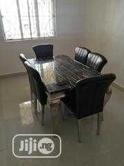 Quality Marble Dining Table by Six Sitter | Furniture for sale in Lagos State, Lekki Phase 1