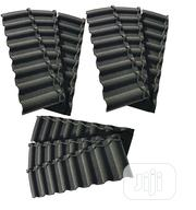 Docherich Milano Stone Coated Roofing Sheet, Dark and Durable   Building & Trades Services for sale in Lagos State, Ajah