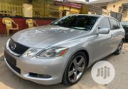 Lexus GS 2007 350 Silver | Cars for sale in Abuja (FCT) State, Central Business District