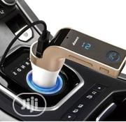 Carg7 Car Bluetooth Mp and Charger | Accessories for Mobile Phones & Tablets for sale in Lagos State, Ojo