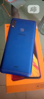 Infinix Hot 7 Pro 32 GB Blue | Mobile Phones for sale in Edo State, Ikpoba-Okha