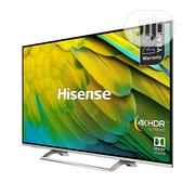 Hisense 65 Inch 4k Ultra Hd Hdr Smart Tv + Wall Bracket - 65b7500 | TV & DVD Equipment for sale in Abuja (FCT) State, Central Business District