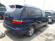 Toyota Previa 2002 Automatic Blue | Cars for sale in Lagos State, Orile