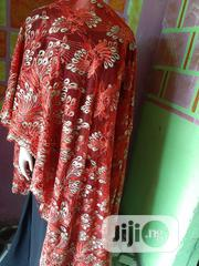 Red And Gold Sample French Lace | Clothing for sale in Lagos State, Amuwo-Odofin
