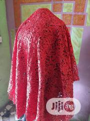 Red Cord Lace | Clothing for sale in Lagos State, Amuwo-Odofin