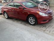 Hyundai Sonata 2013 Red | Cars for sale in Lagos State, Lekki Phase 2