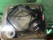 Headphone With Mic | Headphones for sale in Lagos State, Ikeja