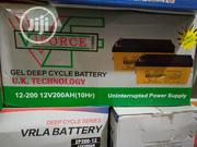 200AH Battery   Electrical Equipment for sale in Lagos State, Ojo