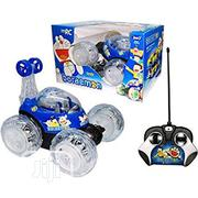 Children Play Toy Doraemon 360 Stunt Rolling Remote Car for Kids | Babies & Kids Accessories for sale in Lagos State, Amuwo-Odofin