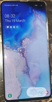 Samsung Galaxy S10 128 GB Black | Mobile Phones for sale in Lagos State, Ikeja