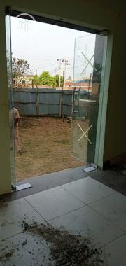 An Entrance Frameless Glass | Windows for sale in Lagos State, Kosofe
