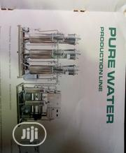 Pure Water Production Line | Manufacturing Services for sale in Lagos State, Orile